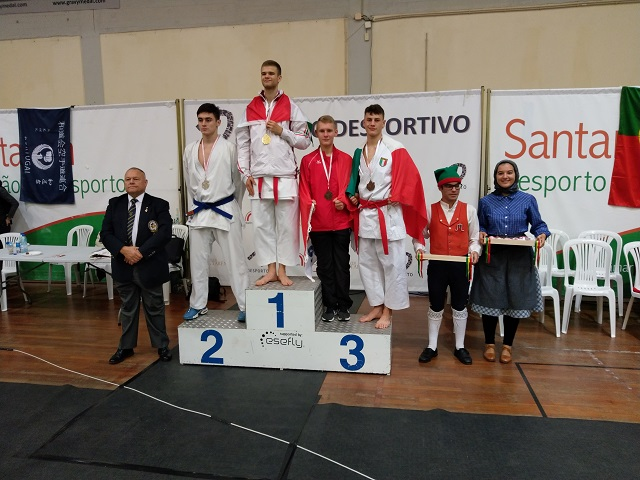 Wado Kai Europacup in Portugal 2018