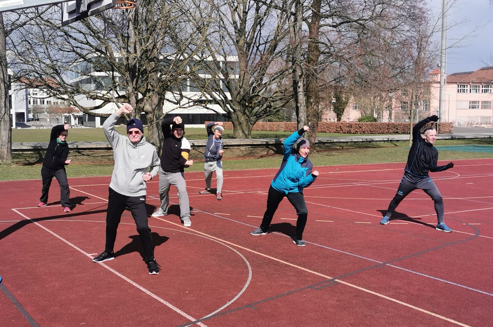 Samstag Outdoor Training 2021